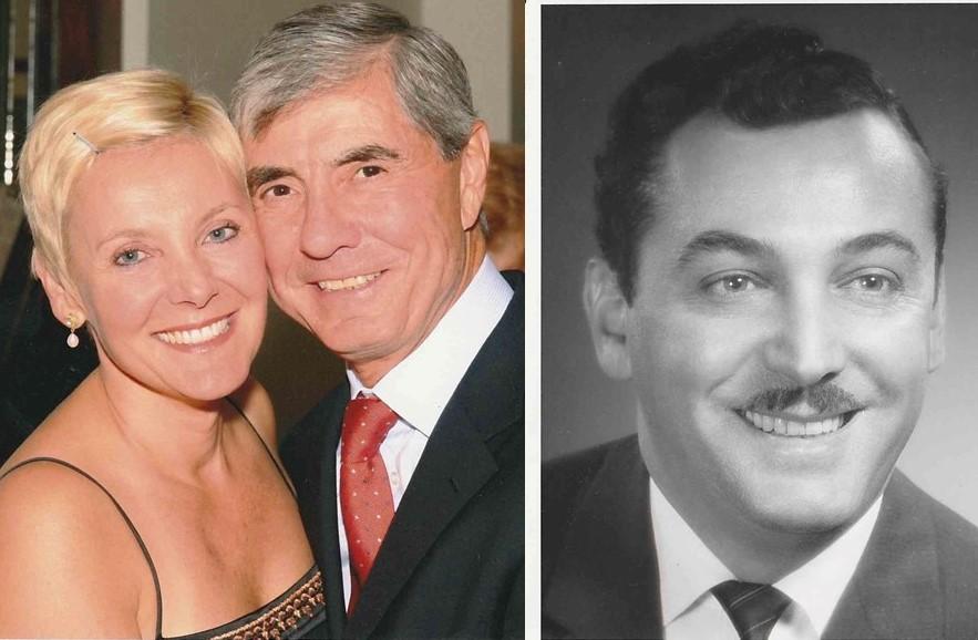 Paula and Peter Fasseas and James P. Sfarnas
