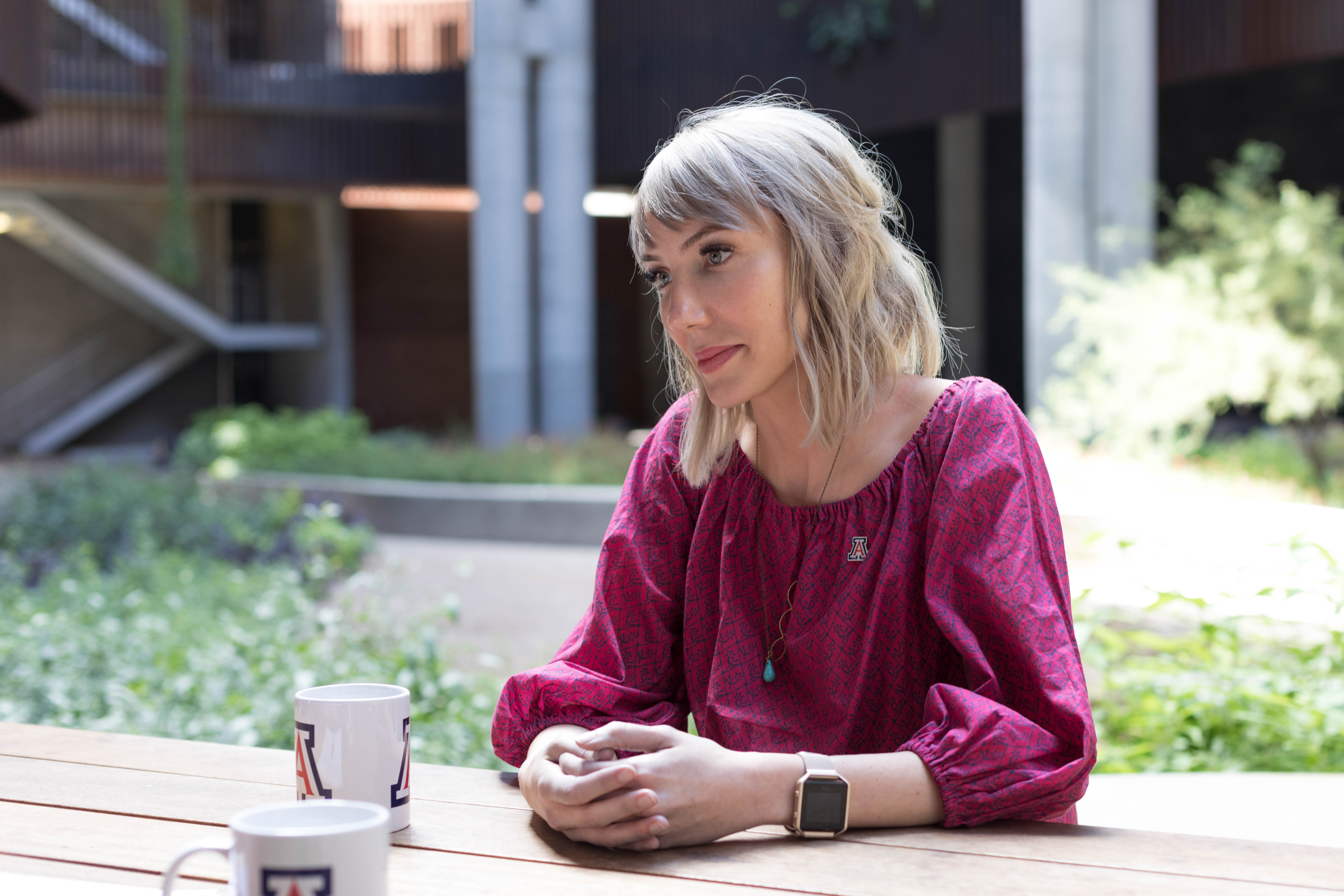 photo of Laura Sharp