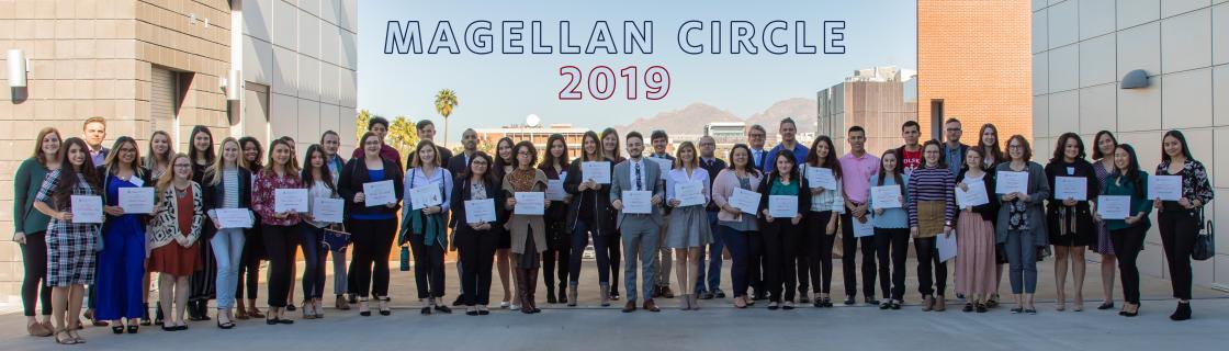 Photo of 2018-2019 Magellan Circle Scholars