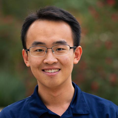 Photo of Ryan Zhao