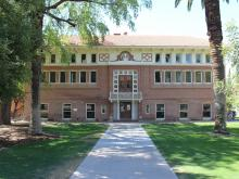 Douglass building on the University of Arizona campus