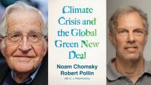 Noam Chomsky Green New Deal Book Robert Polin