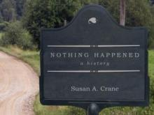book cover for Nothing Happened: A History