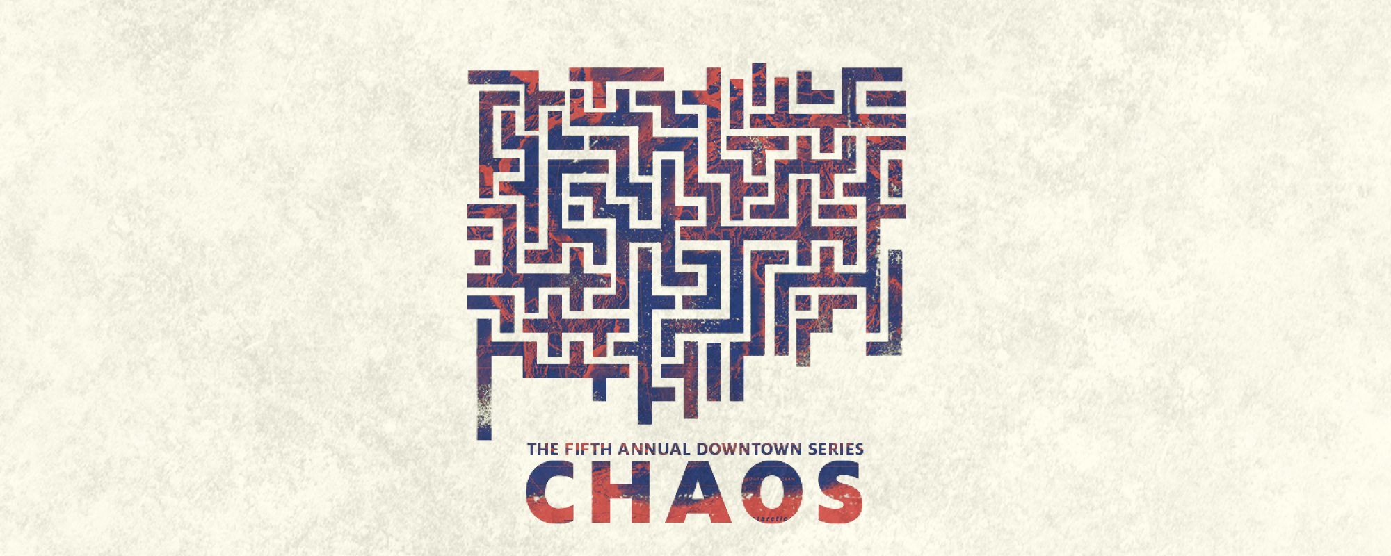 Downtown Lecture Series Chaos
