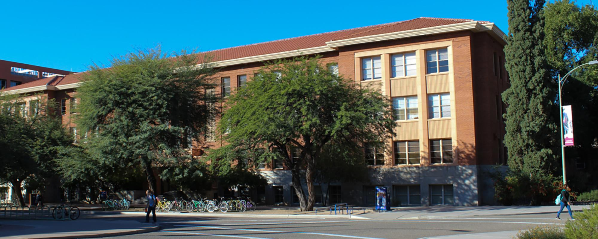 Photo of Social Sciences building