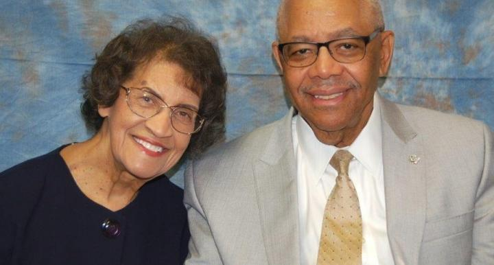 Anne and Ed Wimberly